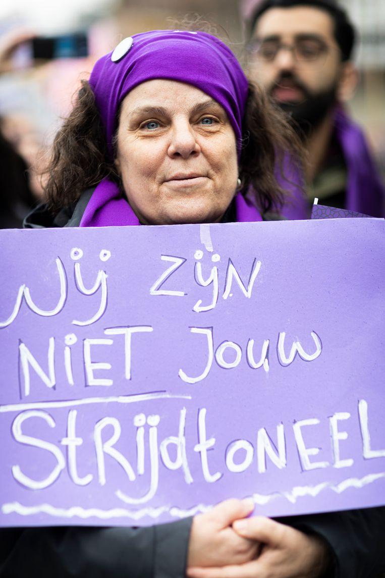 Ina Hartgers. Beeld Tammy van Nerum