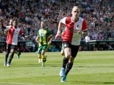 LIVE | ADO legt loper uit voor Feyenoord, schitterende knuffelactie in de Kuip