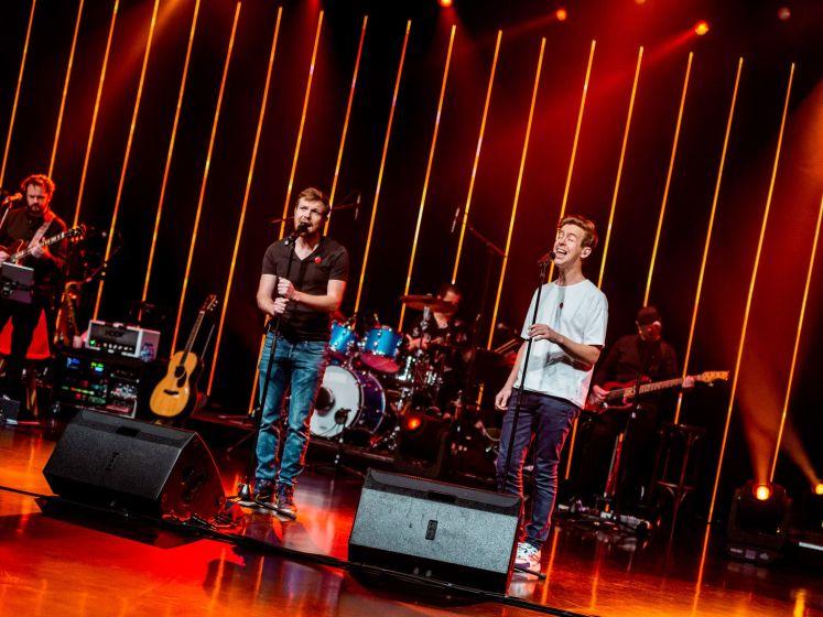 Oelala! Cleymans & Van Geel brengen Vlaamse cover van 'Señorita'