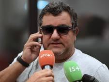'Drie maanden schorsing voor zaakwaarnemer Raiola'