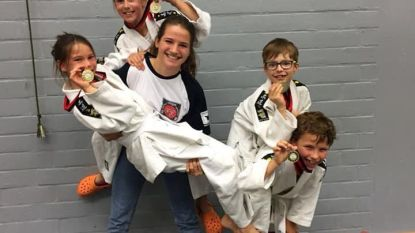 Judoclub Ippon trots op judoka's