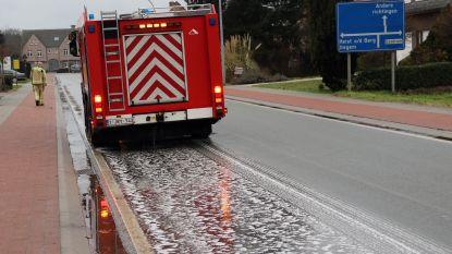 Grote drukte voor brandweer zone Kempen tijdens weekenddag