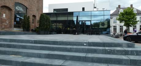 Overbuurman tekent bezwaar aan tegen te hoge sokkel Brasserie Thuys: 'Waar gaat het eigenlijk over?'