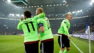 Tienkoppig Ajax na verlengingen voorbij Schalke, Lyon door na strafschoppen