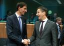 Oud-minister van Financiën Jeroen Dijsselbloem is door zijn opvolger Wopke Hoekstra naar voren geschoven als Nederlandse kandidaat om leiding te geven aan het IMF.