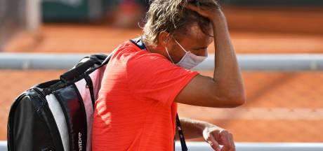 Ruben Bemelmans éliminé au dernier tour des qualifications à Roland-Garros