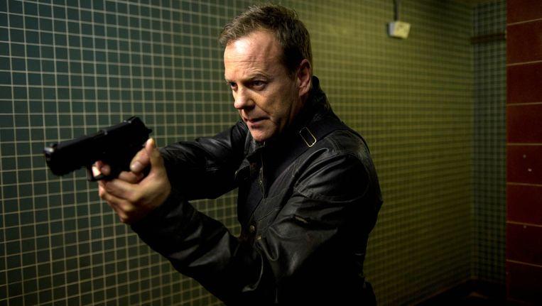 Kiefer Sutherland als Jack Bauer in '24'.