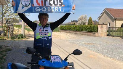 """""""Terug met de scooter over de smalle baantjes van de Vlaamse Ardennen om de renners te zien: Zalig!"""""""