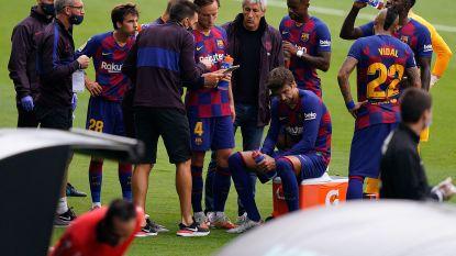 Barça-coach wankelt