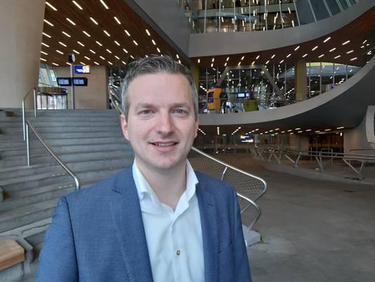 Dirk Vreugdenhil (ChristenUnie).