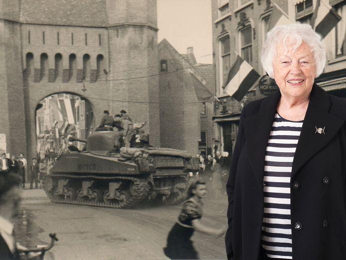 De bevrijding in Amersfoort (inzet: Marjan Berk).