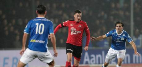Helmond Sport heeft clubtopscorer Snepvangers pas in 2020 terug: 'Jammer, hij was goed bezig'