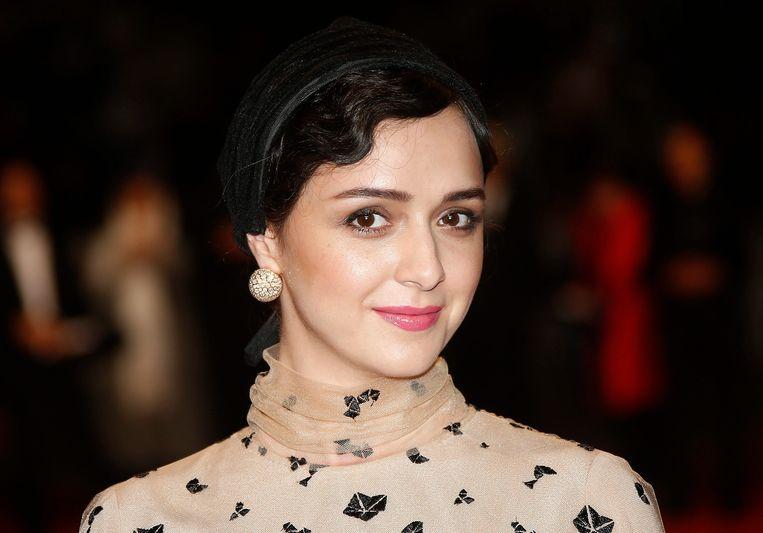 De Iraanse actrice Taranah Alidoosti moet in haar land vijf maanden de cel in.