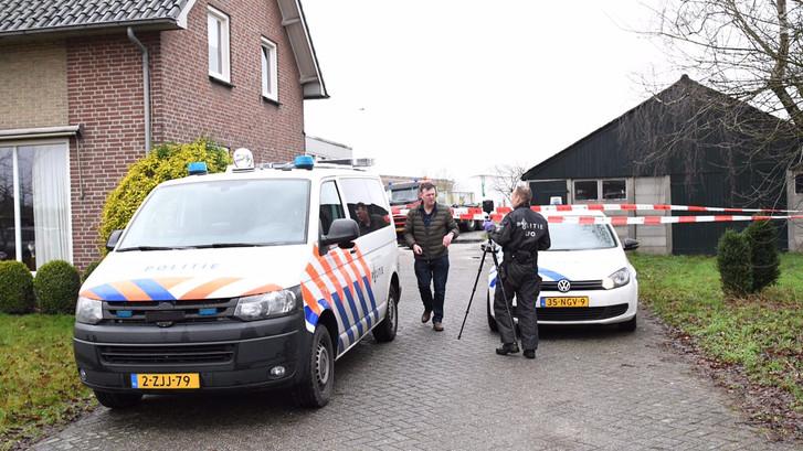 Wim van der P. uit Leende mag uit de cel na vondst groot drugslab in februari