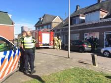 Keukenbrand in woning in Almelo