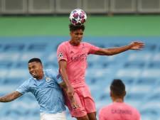 City zet dankzij schutterende Varane Real opnieuw opzij