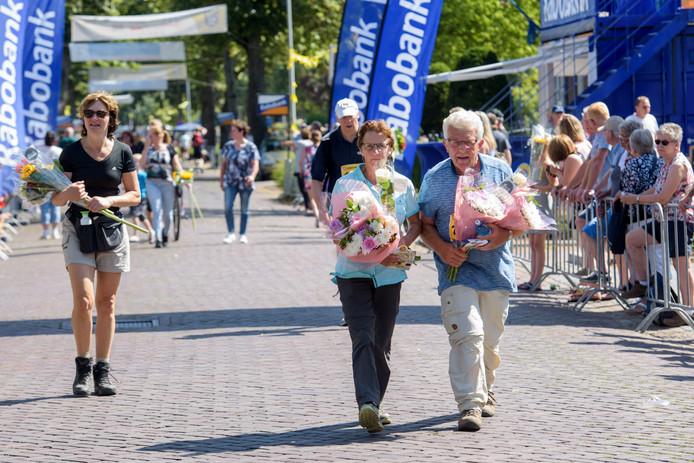 Finish Kennedymars in Someren (archieffoto).