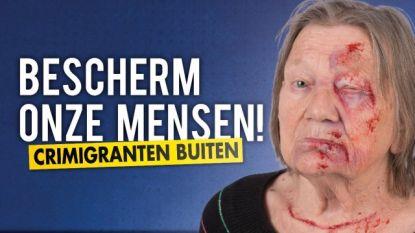Schokkende Vlaams Belang-campagne tegen 'crimigranten'