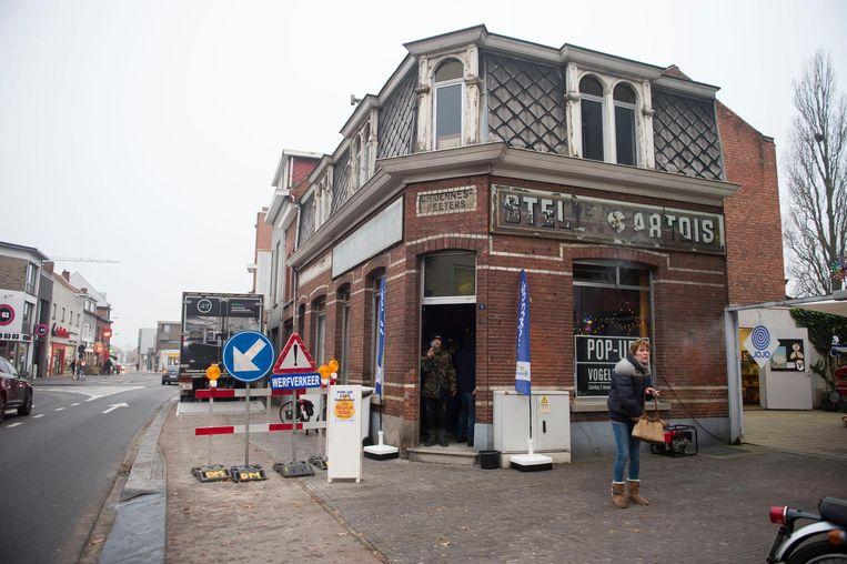 Café Nachtegaal, 'Het Vogelenkot'.