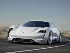 Elektrische Porsche Taycan uitverkocht tot 2021