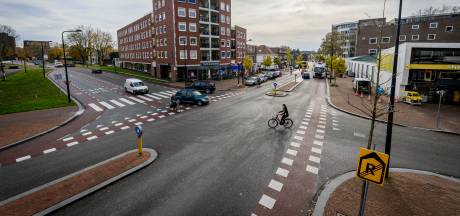 Enschede gaat gevaarlijkste kruispunt van Overijssel aanpakken