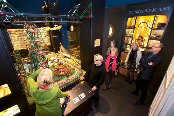 Het Speelgoedmuseum dreigt in de knel te komen door een flinke korting op de subsidie.