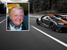 Rotterdamse topondernemer Perridon voegt vijfde Bugatti toe aan zijn verzameling