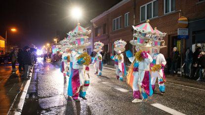 Drie dagen carnaval met twee stoeten in Brakel