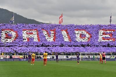 Fiorentina vernoemt eigen trainingscomplex naar Astori
