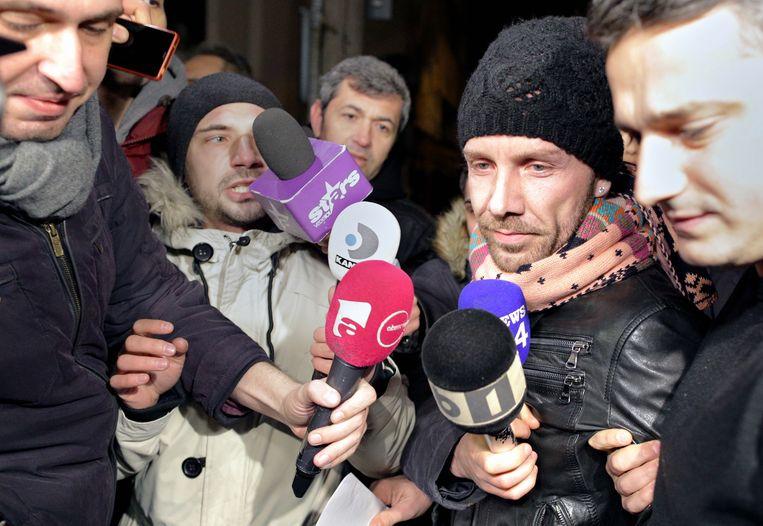 Matteo Politi werd woensdagochtend gearresteerd, terwijl hij op de vlucht was op een trein naar Hongarije.