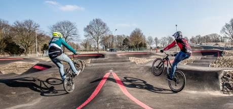 Van crossen tot steppen: iedereen van 2 tot 82 kan het straks op de Wijchense 'pumptrack'