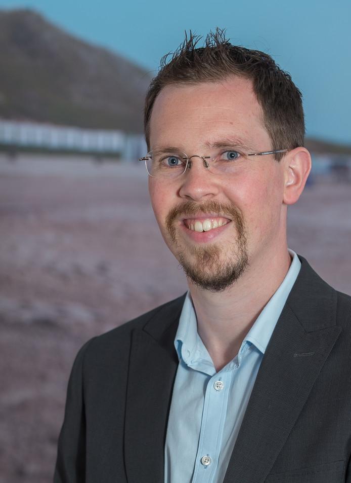 Raadslid Niels te Sligte SGP/CU