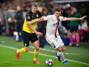 Thomas Meunier aurait signé à Dortmund pour 4 ans