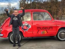 Apeldoornse Indy (5) wint vip-prijs en uitje voor haar school dankzij liefde voor musea