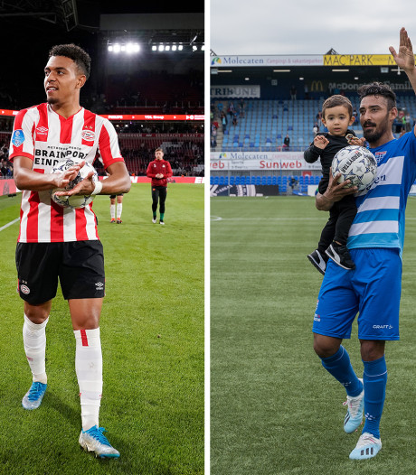 Eredivisie blijft Walhalla voor aanvallers