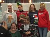 Foute kersttruiendag voor een goed doel bij InHolland