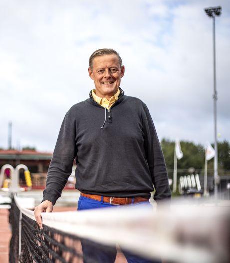 Van golfballen terug naar tennisballen: sport als rode draad in het leven van Hengeloër Victor Markink