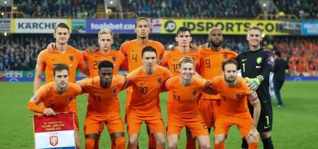 Cijfers   Kwalificatie een feit, maar zonder sprankelende internationals