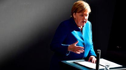 """Merkel: """"Duitsland is zich aan het voorbereiden op 'no deal-brexit'"""""""