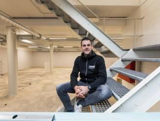 """Dennis (32) start fitnesszaak op zonder uitzicht op versoepelingen: """"Hygiëne is in deze sector altijd al belangrijk geweest"""""""