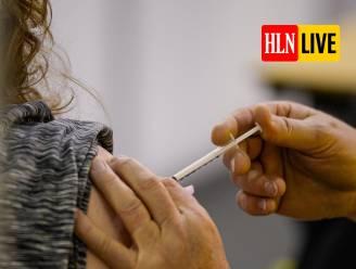 LIVE. Gemiddeld aantal besmettingen stijgt minder snel in ons land - UZ Gent start vandaag toch niet met inenten ziekenhuispersoneel
