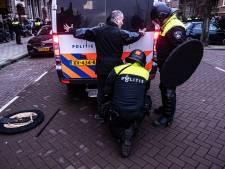 Ruim 100 mensen opgepakt tijdens demonstratie op het Museumplein