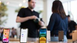 """""""Apple begint later met productie nieuwe iPhones"""""""