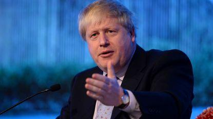"""Boris Johnson: nieuw brexitreferendum zal vooral tot """"volkswoede"""" leiden"""