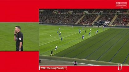 Dankzij Kane en de VAR: Tottenham versiert goeie uitgangspositie, Hazard blijft gefrustreerd achter