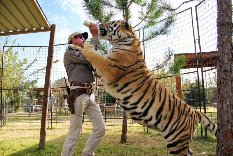 Tiger King Beeld Netflix
