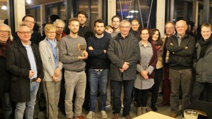 Vijverkaffee wint 23ste Lichterveldse Persprijs