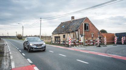 Jaar na ongeval volgt sloop vervallen huis