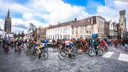 Matige opkomst voor eerste Brugge-De Panne