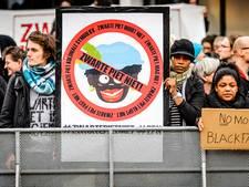 Eén protestactie tegen Zwarte Piet tijdens intocht: 'Het verzet gaat door'